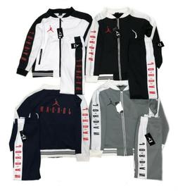 AIR JORDAN NIKE ICON MEN'S SWEATSUIT COMPLETE SET JACKET PAN