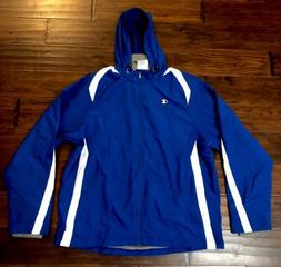 Champion Authentic Men's Athletic Hooded Jacket & Pants Tr