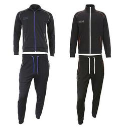Hugo Boss Men's Athletic Sport Tracksuit Zip Up Jacket and P