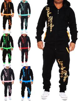 Jogging Suit Sports Suit Tracksuit Tracksuit Fitness Power M