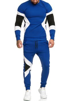 Jogging Tracksuit Trackies Tracksuit Gym Fitness Jogger Men'