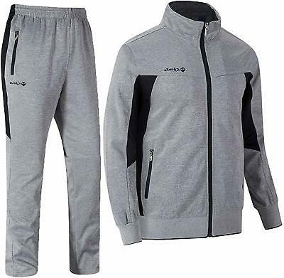 tbmpoy men s tracksuit athletic sports casual