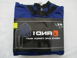 AND1 Men's 2 PC Track SuitBlueLGG New