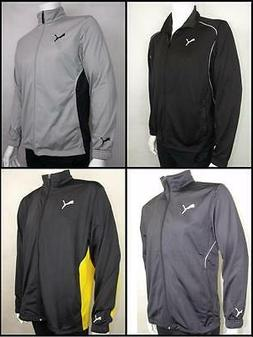 Men's Puma Long Sleeve Gym Running Jacket Casual Tracksuit T