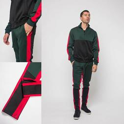 men s sports track pants and jacket