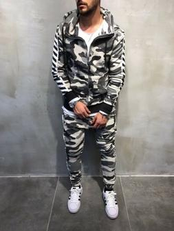 Men Super Tracksuit Camouflage
