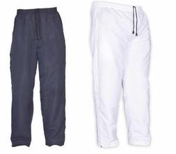 mens tracksuit bottoms mesh lining casual gym
