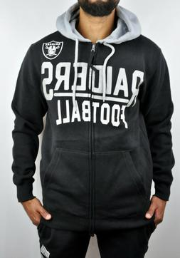 NWT NFL Oakland Raiders Hoodie & Sweatpant Tracksuit Set For