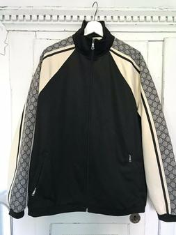 Gucci Oversized Technical Jersey Tracksuit NWT Jacket + Pant