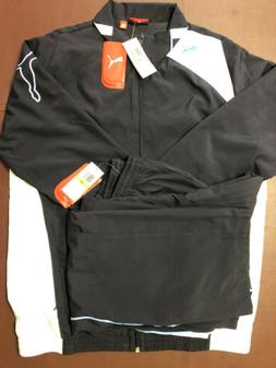 Pume Men Track Suit Brand New With Tags Size M Dark Blue