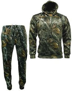 Tecl-Wood Staidness Camouflage Camo Tracksuit Hoodie / Jogge